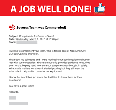 testimonials soverus private limited soverus team was commended