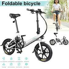 <b>FIIDO D3 Smart Folding</b> Electric Bicycle Moped E-Bike Mini ...
