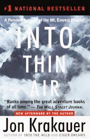 biography memoir ebooks kobo into thin air ebook by