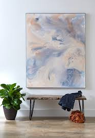 Easy <b>Watercolor Canvas</b> Artwork | Better Homes & Gardens