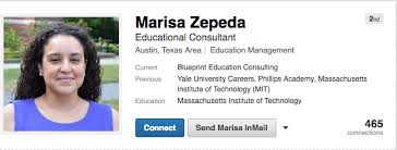 former ivy league admissions officers talk about college    marisa zepeda
