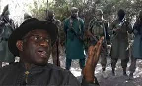 Image result for boko haram war: indicts Jonathan