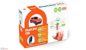 <b>Автосигнализация StarLine S96 BT</b> GSM. Установка ...