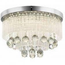 потолочный светильник globo new 67823 36d серый металлик