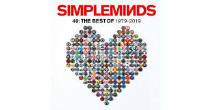 <b>Simple Minds 40</b>: THE BEST OF 1979 - 2019 Collection Celebrating ...