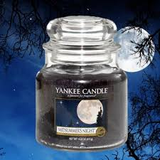 Купить <b>Midsummers Night</b> среднюю <b>ароматическую свечу</b> Yankee ...