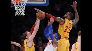 James, Love carry Cavs to 107-93 victory over Knicks   KIRO-TV