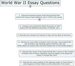 world war ii essay   academic essay world war  essay