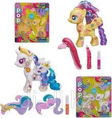 <b>Hasbro</b> My Little <b>Pony Пони</b> 13 см (в ассортименте): продажа ...