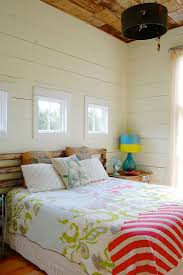 chic modern farmhouse bedroom with colorful vintage finds photography corynne pless bedroom ideas shabby chic
