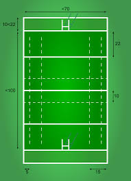 comparison of association football and rugby union   wiki    rugby union field diagram
