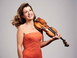 <b>Anne</b>-<b>Sophie Mutter</b>, Violin | Scottsdale Center For The Performing ...