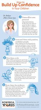 17 best ideas about confidence building building how to build up confidence in your children powerfulwords drrobyn
