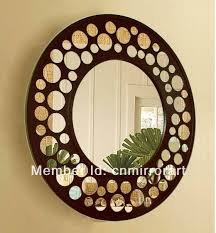 wall decor and mirrors