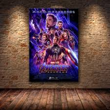 The <b>Avengers</b> 4 <b>Endgame 2019 Hot</b> New Superhero Movie Art ...