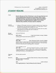 best resume format for students   verification letters pdf    best resume format for students college student resume examples jpg