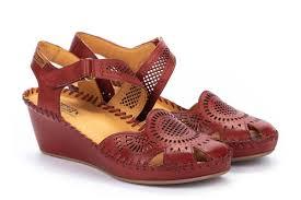 Leahter Sandals for Ladies | <b>Velcro</b> Strap | Shop Online