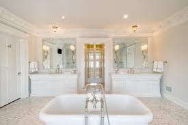 size bathroom flush
