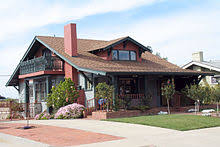 craftsman style bungalow in san diego california craftsman style homes are common in older neighborhoods of many western american cities american craftsman style