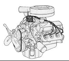 1965 mustang 289 cid engine information 289 right view
