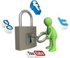 Resultat d'imatges de seguretat a la xarxa