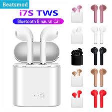 <b>Airpodding TWS i7</b> Bluetooth earphones music Headphones ...