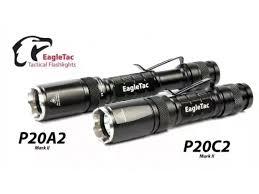 <b>Фонарь светодиодный EagleTac</b> P20A2 Mark II
