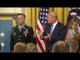 President Trump Presents the Medal of Honor - YouTube