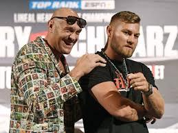 Tyson Fury vs Tom Schwarz: UK fight time, how to watch, TV ...