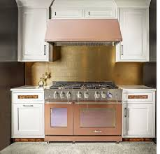 Colored Kitchen Appliances 7 Cool Trends That Will Hit Your Kitchen In 2016 Copper Stove