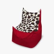 Бескаркасное <b>кресло</b>-мешок «Tori-Red» / <b>Пуфофф</b>.ру