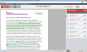 a student s guide to turnitin originality report