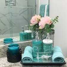 bathroom decor ideas unique decorating: teal bathroom decor ideas  teal bathroom decor ideas
