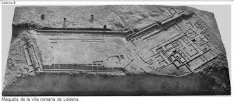 Resultado de imagen de villa romana de Liédena