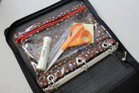 (9) Name: 'Sewing : Binder <b>Pencil Case</b> / Travel Bag Pattern | Pencil ...