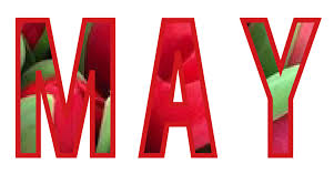 Image result for month of may