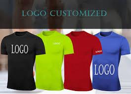 2019 логотип быстросохнущая сжатия фитнес <b>футболка Джерси</b> ...