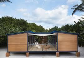 Louis Vuitton Brings Charlotte Perriand    s Eco friendly Beach House    La Maison au bord de leau designrulz