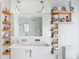 open bathroom vanity cabinet: tags tall storage cabinet original wanda ely bathroom open shelving around vanityjpgrendhgtvcom