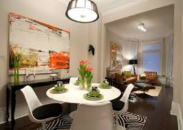 table decorating dining room decor ideas modern