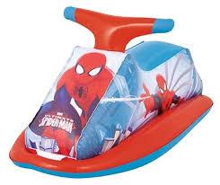 Скутер <b>надувной Bestway Spider</b>-<b>Man</b> 98012 BW — купить по ...