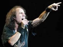 Бывший вокалист группы Black Sabbath <b>Ронни Джеймс Дио</b> ...