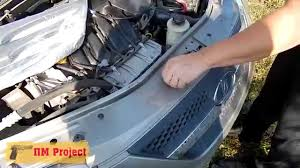 Установка тюнинг <b>решетки радиатора</b> от Largus Shop. - YouTube