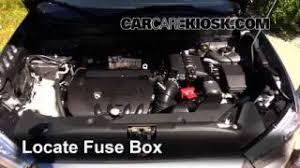 blown fuse check mitsubishi outlander sport  replace a fuse 2011 2016 mitsubishi outlander sport