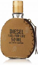 <b>Diesel Fuel for Life</b> Pour Homme Men Eau-de-Toilette Spray - 1.7 oz