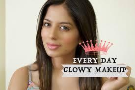 everyday glowy makeup 2016 08 02
