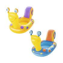 <b>Надувная игрушка Bestway Улитка</b> лодочка 163 х 66 см купить с ...