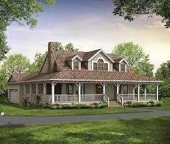 Plan W  American Classic House Plan   Farmhouse  Porches and    Plan W  American Classic House Plan   Farmhouse  Porches and Wrap Around Porches