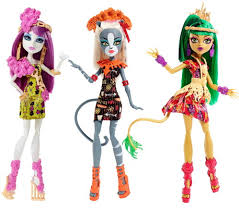 Ghoul's Getaway, серия кукол <b>Monster High</b>