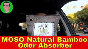 Natural MOSO Bamboo Charcoal Odor Absorber For Your <b>Car</b> ...